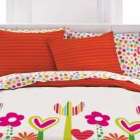 Agatha Ruiz de la Prada Crazy Icons Reversible Comforter ...