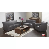 Lind Furniture Top Grain Leather Living Room Collection ...