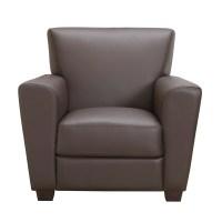 Lind Furniture Cameo Top Grain Leather Arm Chair | Wayfair