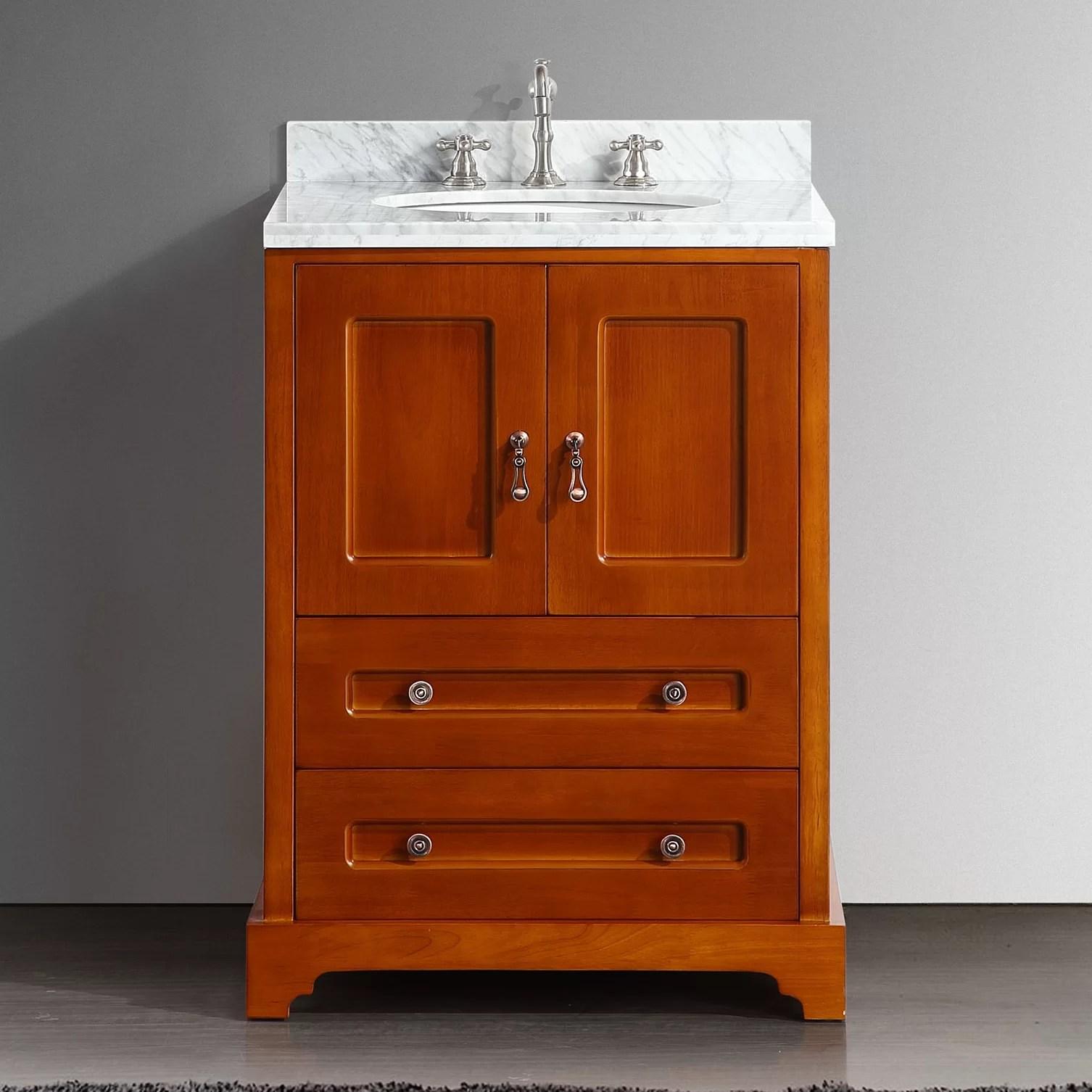 Eviva Milano T. Bathroom Vanity Set
