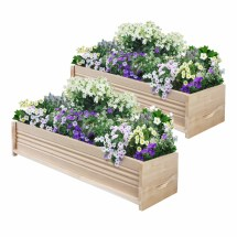 Greenes Fence Rectangular Planter Box