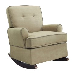 Nursery Rocking Chair Wayfair Ergonomic Under 400 Viv 43 Rae Roxie Glider And Reviews