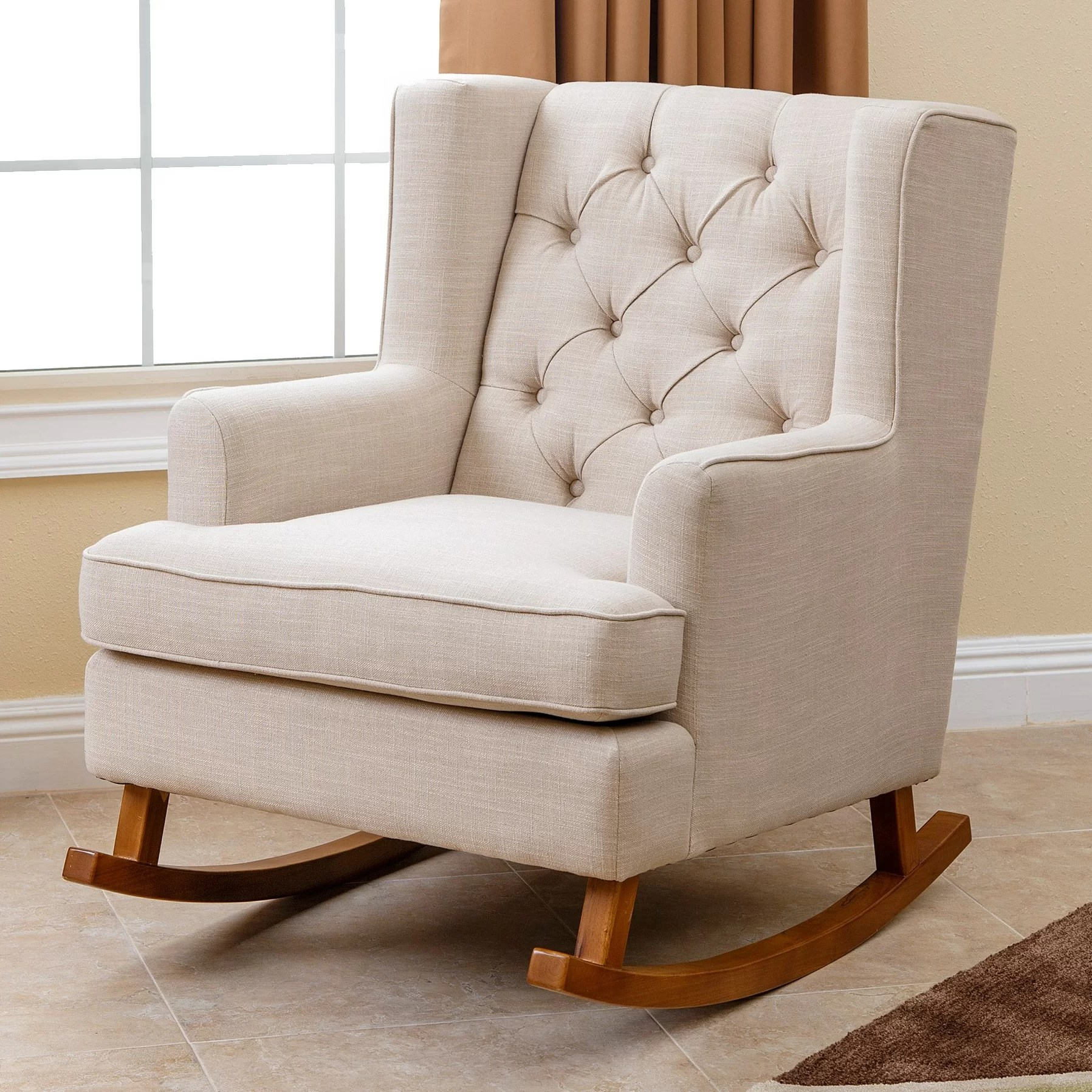 nursery rocker chair reviews bjs oversized aluminum rocking viv 43 rae anton and wayfair
