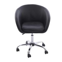 Swivel Office Chair With Wheels Eddie Bauer Rocking Homcom Tub And Reviews Wayfair