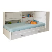 Kids Beds With Desk And Storage