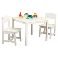 KidKraft Aspen Kids 3 Piece Table and Chair Set & Reviews ...