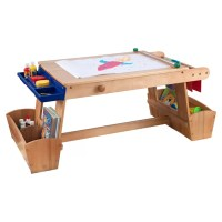 KidKraft Drying Rack and Storage Kids Arts and Crafts ...