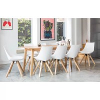 OutAndOutOriginal Sebastian Dining Table and 8 Chairs ...