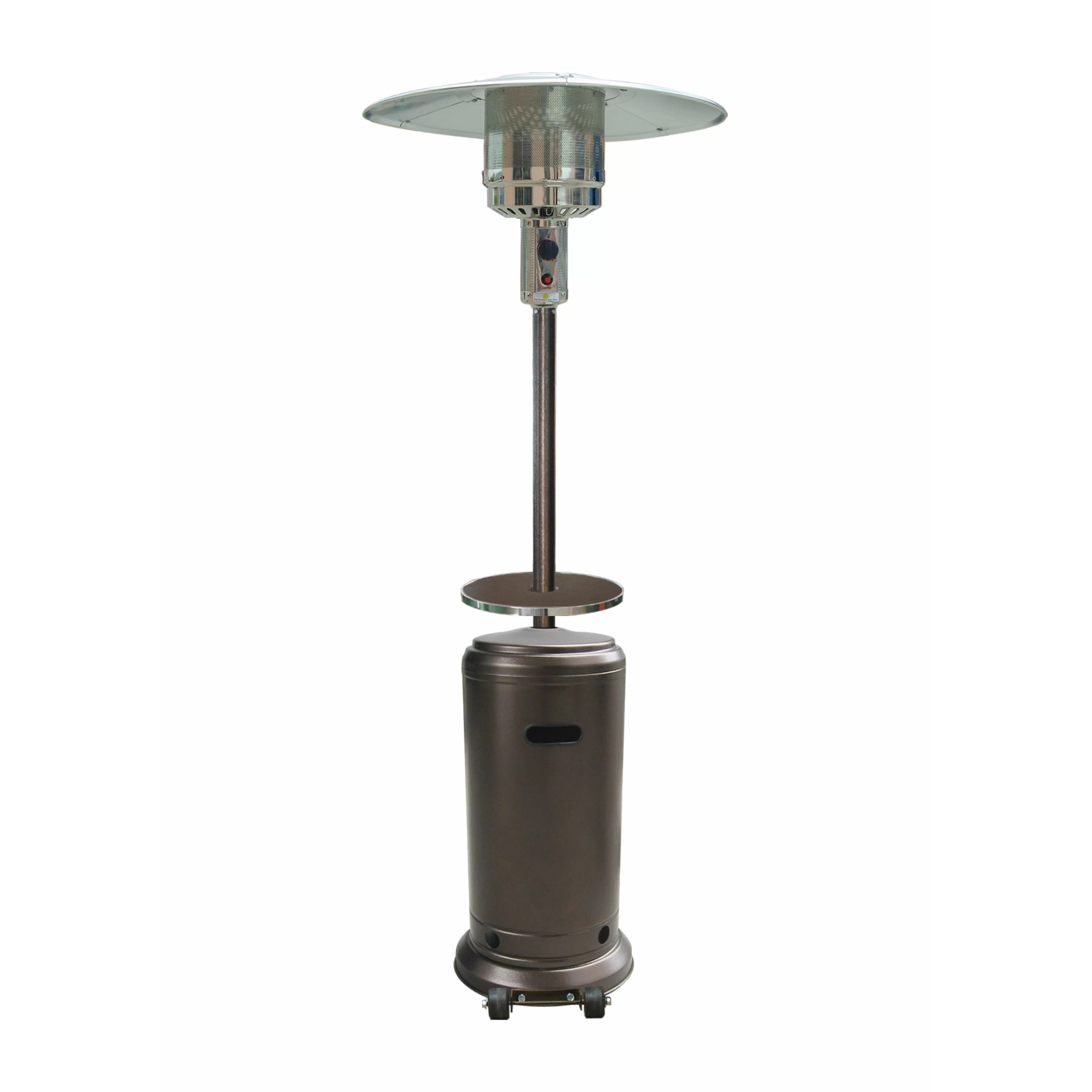 Gardensun Floor Standing Outdoor Propane Patio Heater