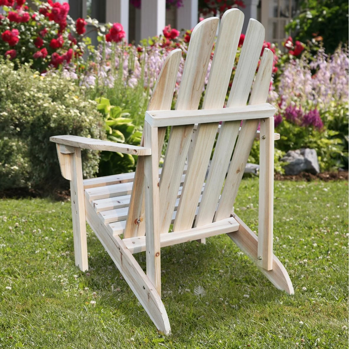 wayfair adirondack chairs tufted upholstered chair breakwater bay pomfret and reviews