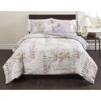 Casa Magnolia 5 Piece Comforter Set & Reviews | Wayfair