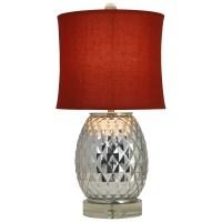 Harp and Finial Jackson 32.5'' Table Lamp | Wayfair