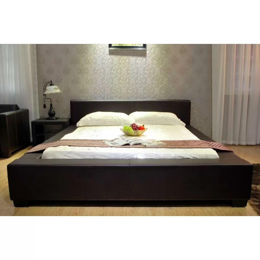Greatime Upholstered Platform Bed Amp Reviews