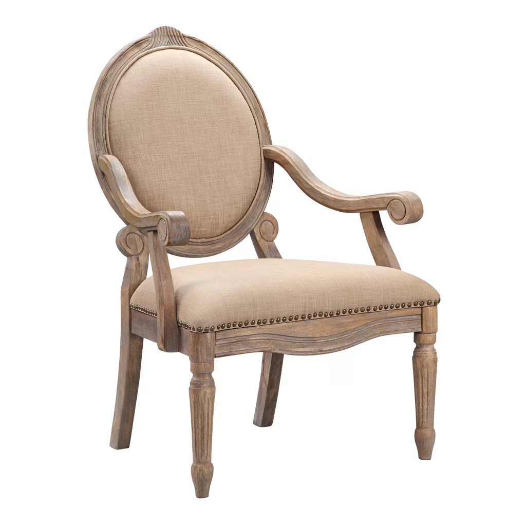 Oval Back Chair Madison Park Brentwood Madison Park Oval Back Exposed Wood