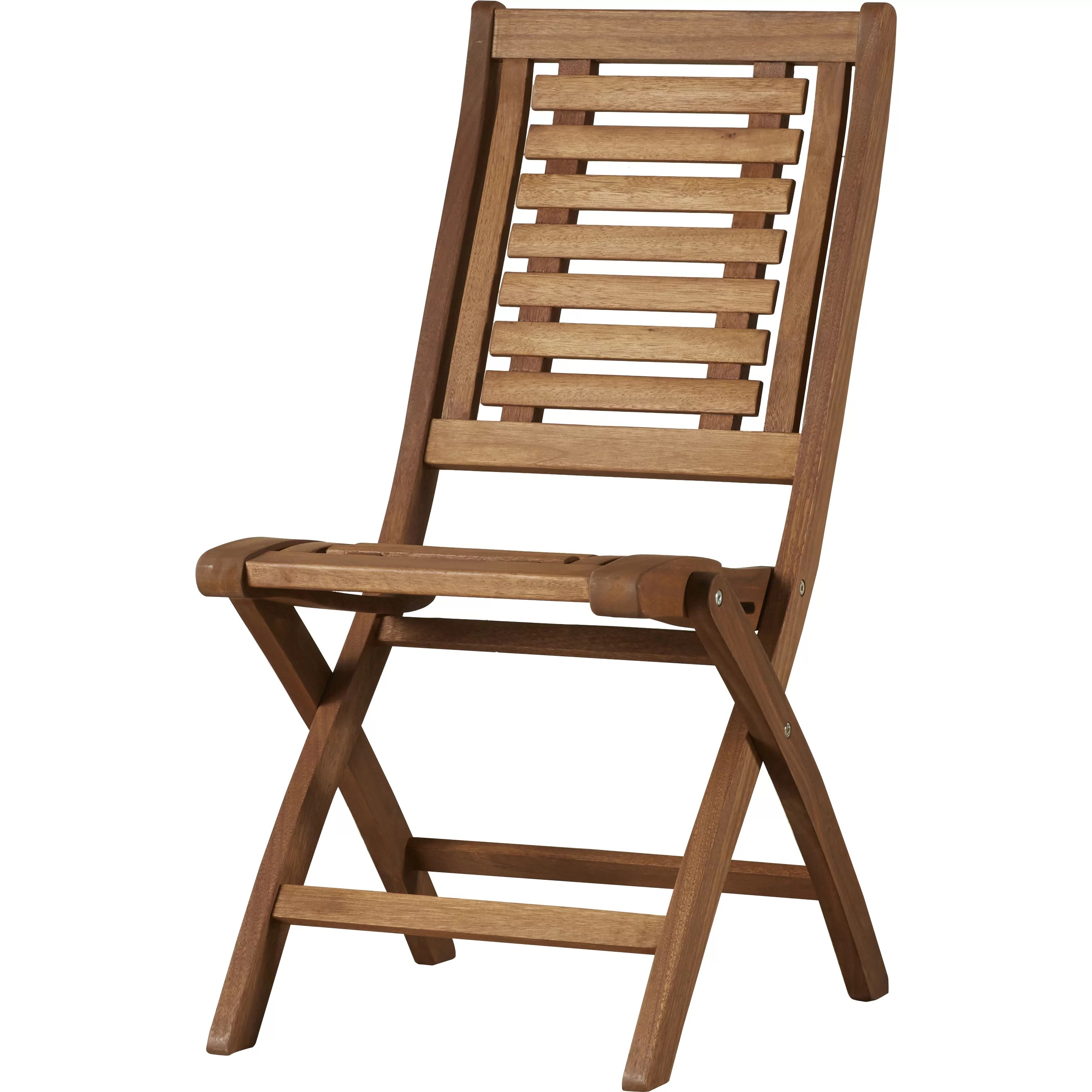 Foldable Dining Chairs Bay Isle Home Maxillaria Folding Dining Side Chair