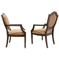 Bay Isle Home Sargentville 3 Pieces Living Room Arm Chair ...