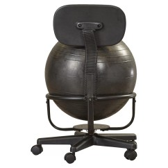 Yoga Ball Chair Reviews Miniature Electric Symple Stuff Exercise And Wayfair