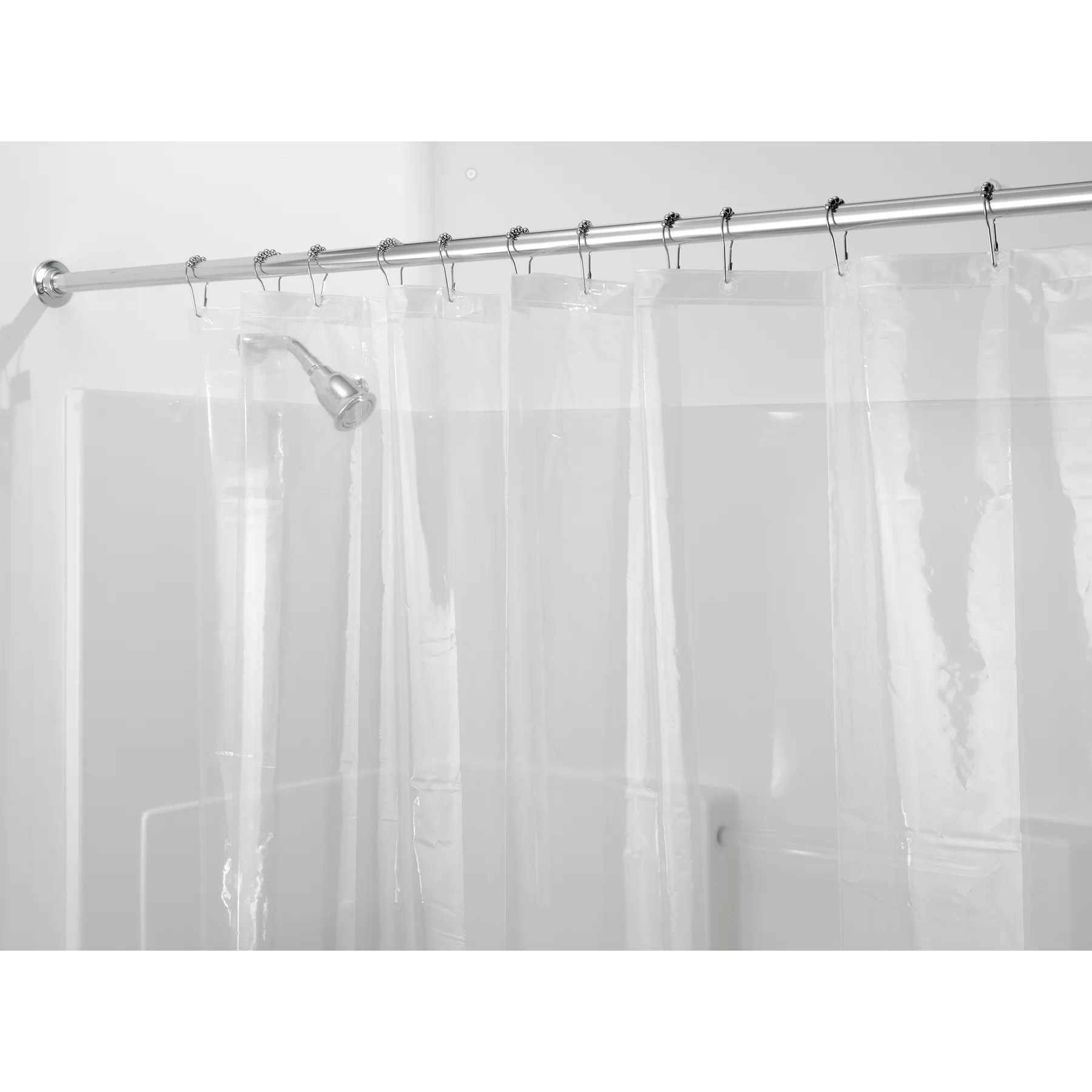 Symple Stuff Peva Stall Shower Curtain Liner  Reviews