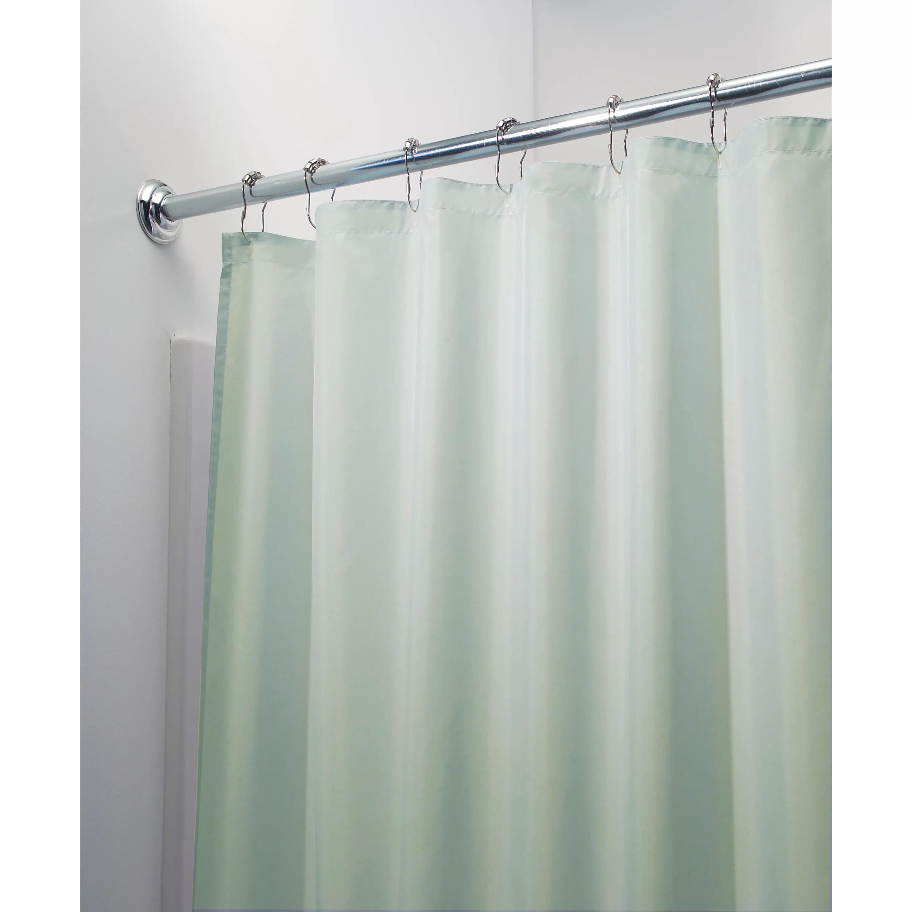 Symple Stuff Waterproof Shower Curtain Liner  Reviews  Wayfair