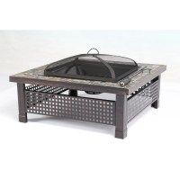 Baner Garden Charcoal Fire Pit & Reviews | Wayfair