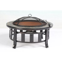 Baner Garden Charcoal Fire Pit | Wayfair