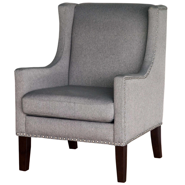 Mercer41 Wingback Chair  Reviews  Wayfair