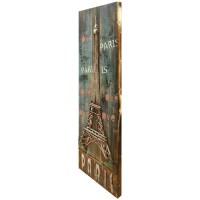 HDC International 3D Eiffel Tower Wall Decor | Wayfair