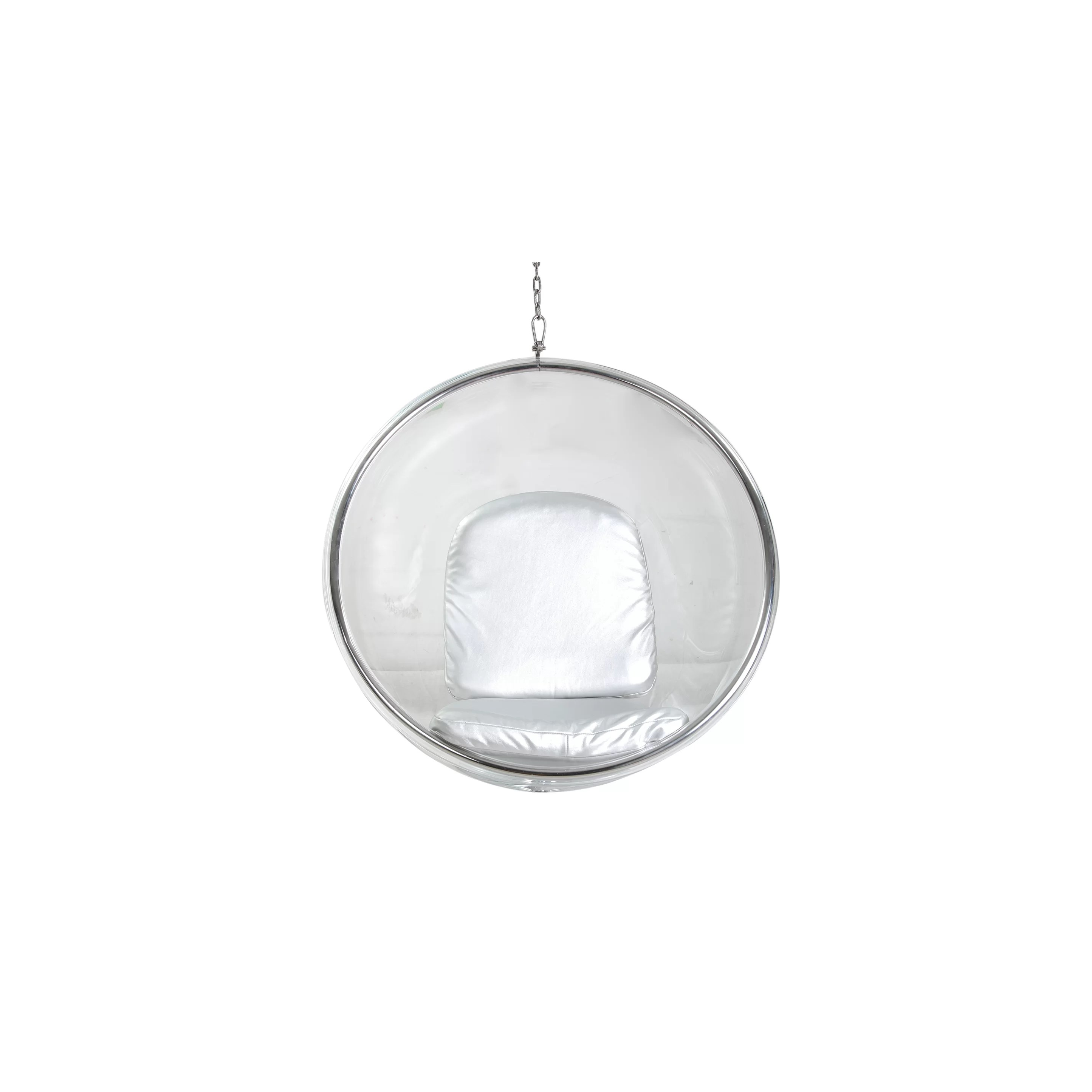 Ceiling Hanging Chair Kardiel Bubble Style Hanging Ceiling Balloon Chair