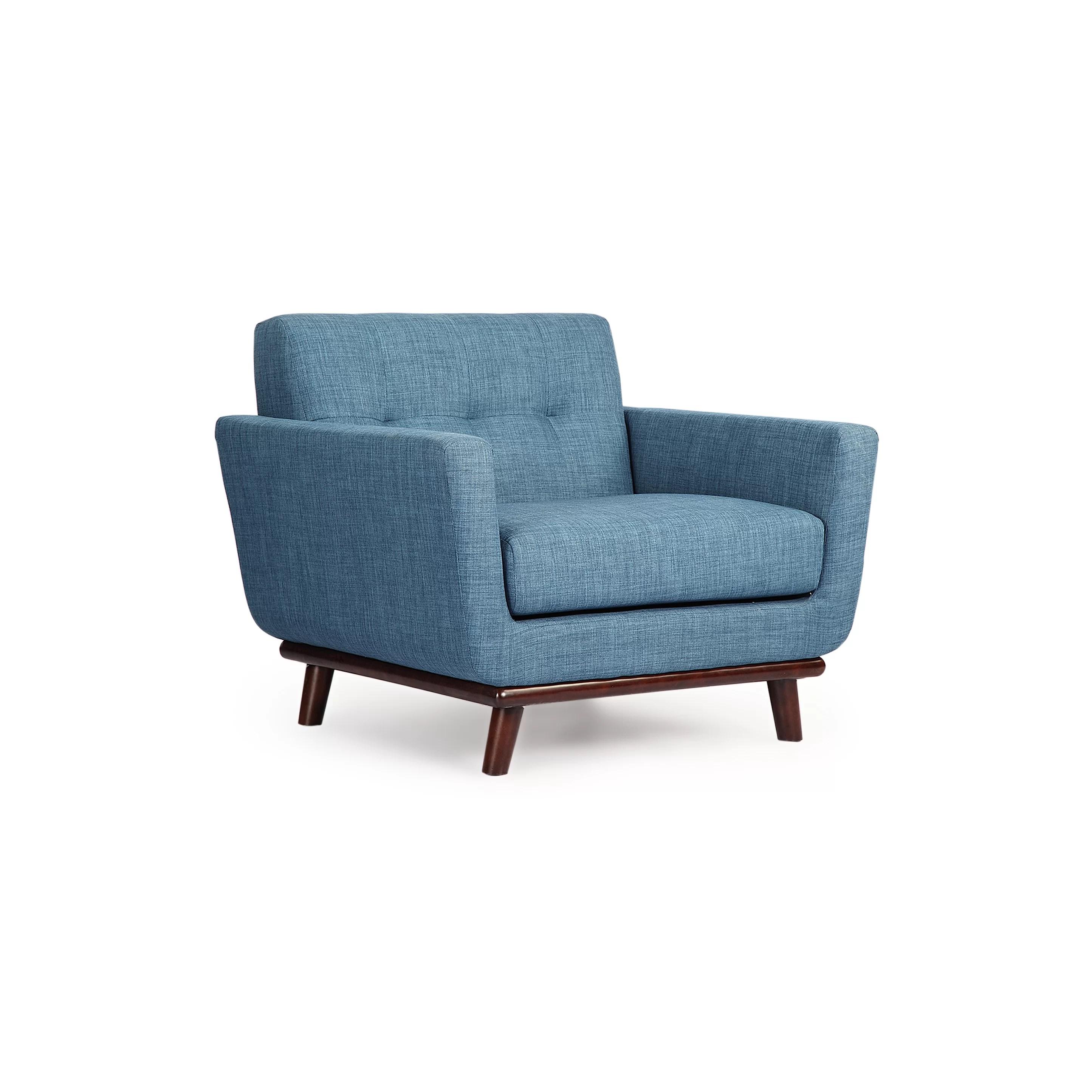 Kardiel Jackie Mid Century Modern Club Chair & Reviews