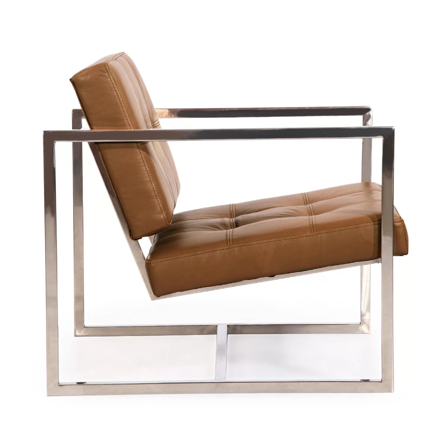 Kardiel Cube Modern 1950 Chair  Wayfair