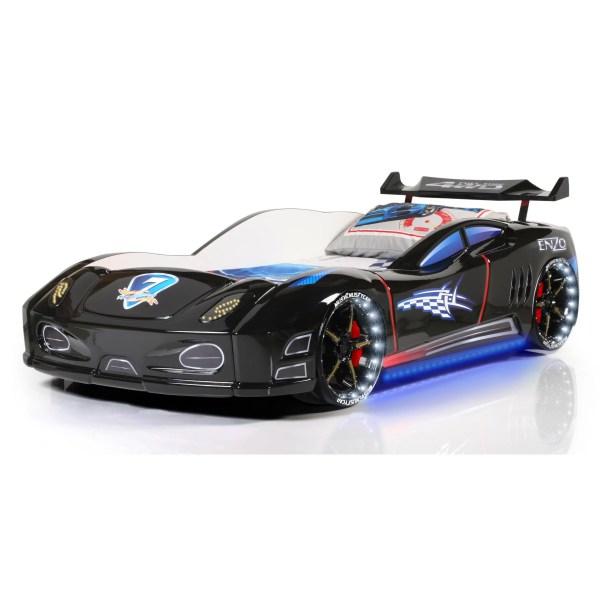 Sia Modern Design Enzo Full Race Car Bed &