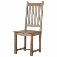 Hazelwood Home Solid Wood Dining Chair | Wayfair UK