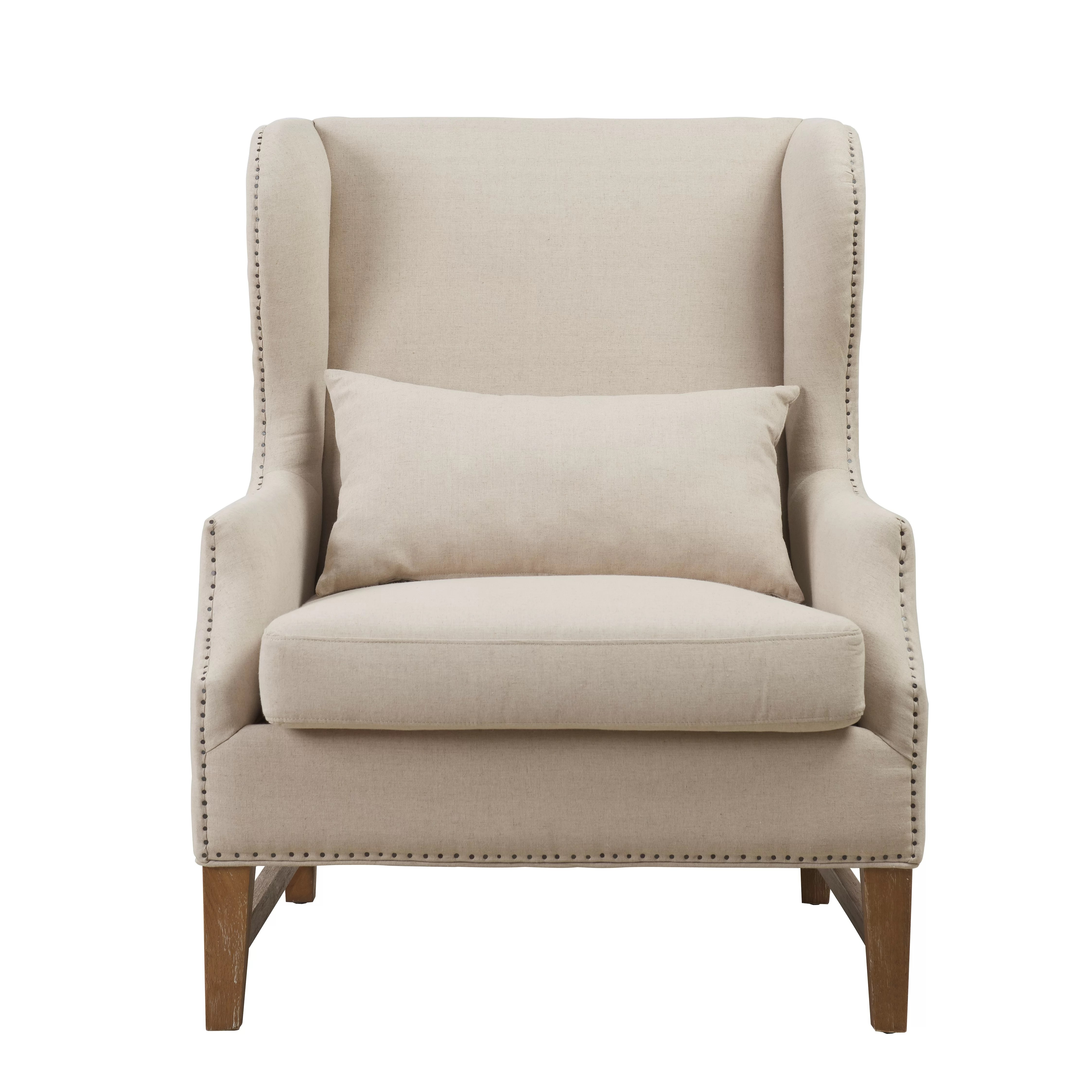 grey wing chair folding lawn chairs at target canora governor arm and reviews wayfair