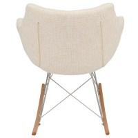 LeisureMod Willow Rocking Chair & Reviews | Wayfair