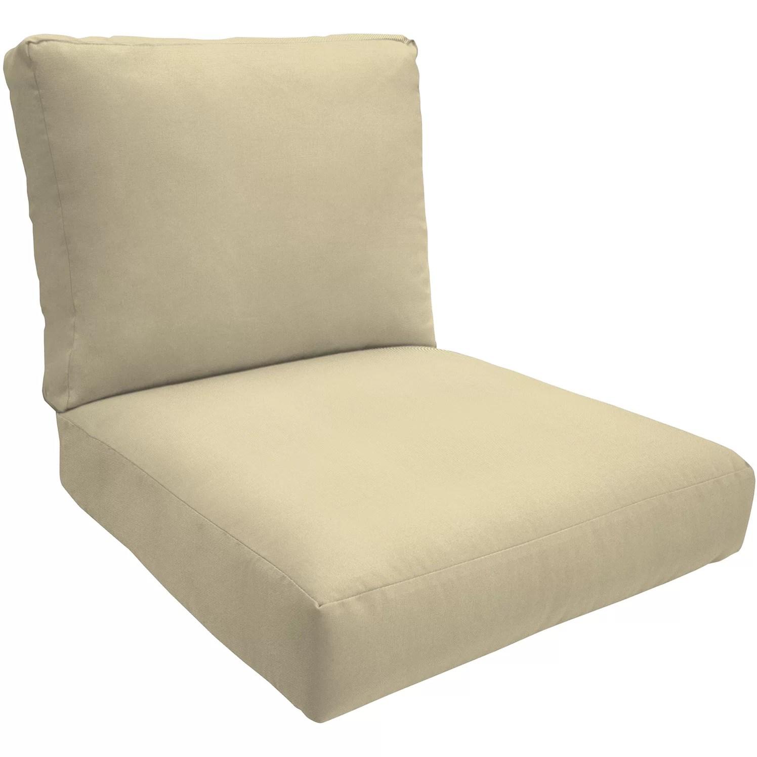 Wayfair Custom Outdoor Cushions KnifeEdge Outdoor