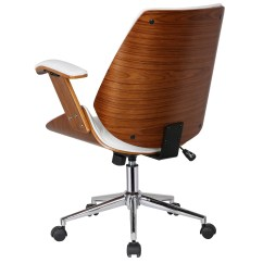 Desk Chair Reviews Party Chairs Rental Porthos Home Noah Mid Back Leather And