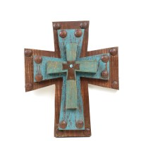 MyAmigosImports Trinity Cross Wall Decor