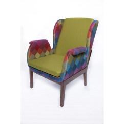 Relax Your Back Chair Diy Slipcover Oak Idea Wing Wayfair