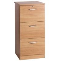 Home Office UK 3 Drawer Filing Cabinet & Reviews | Wayfair UK