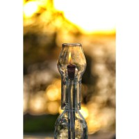 Winelight Wine Bottle Candle Oil Lamp