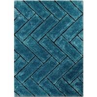 AllStar Rugs Hand-Tufted Sky Blue Area Rug   Wayfair