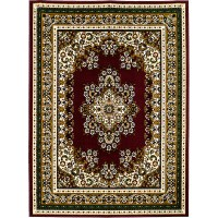 AllStar Rugs Burgundy Area Rug & Reviews | Wayfair.ca