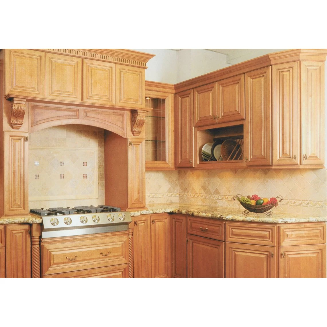 Century Home Living 30 x 36 Kitchen Wall Cabinet
