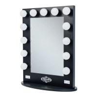 Vanity Girl Hollywood Broadway Lighted Vanity Mirror ...