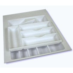 Two Tier Kitchen Drawer Organizer And Bathroom Window Curtains Vance Industries Trimmable 2 Flatware
