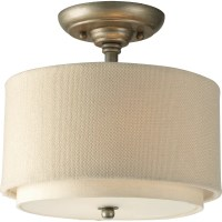 Progress Lighting Ashbury Semi Flush Mount & Reviews | Wayfair