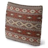 Kavka Navajo Fleece Throw Pillow | Wayfair