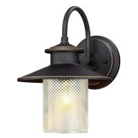 Westinghouse Lighting Delmont 1 Light Outdoor Barn Light ...