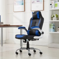 Belleze Racing Reclining Executive Chair & Reviews | Wayfair