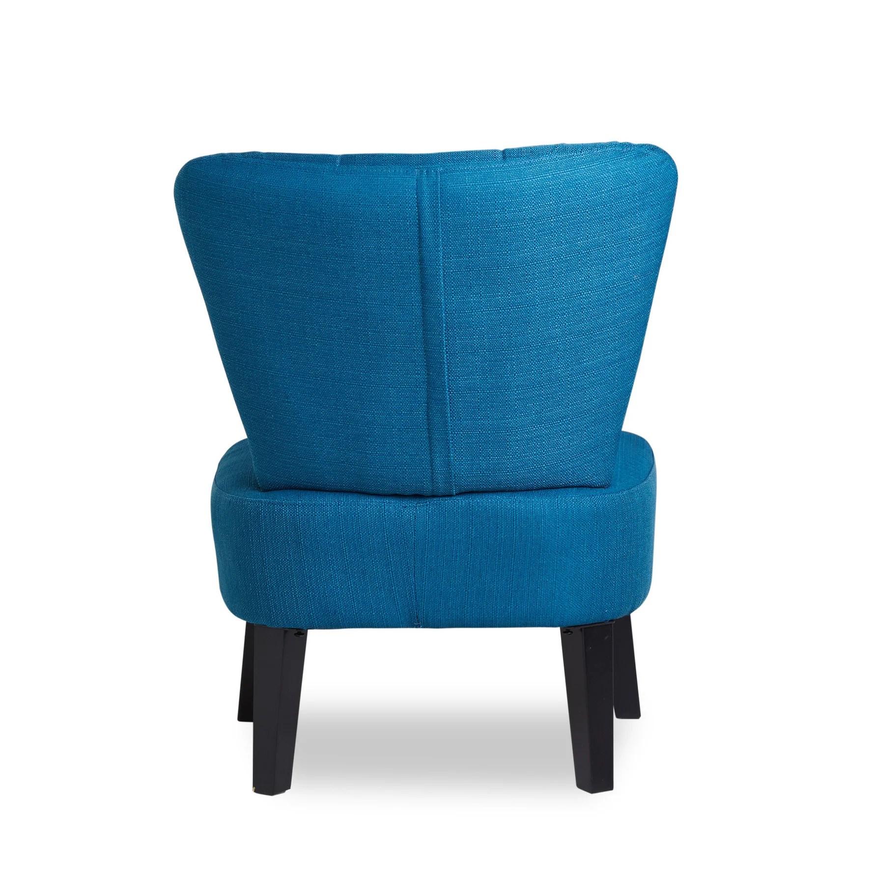 modern slipper chair zero gravity target porter international designs maddie contemporary